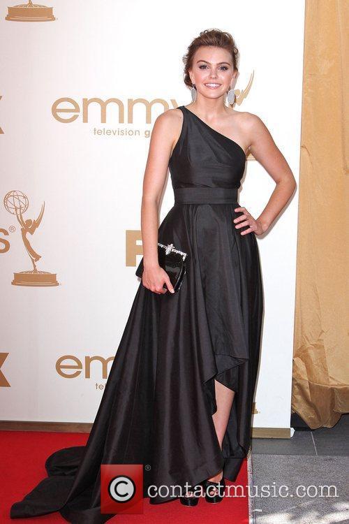 Aimee Teegarden and Emmy Awards 3