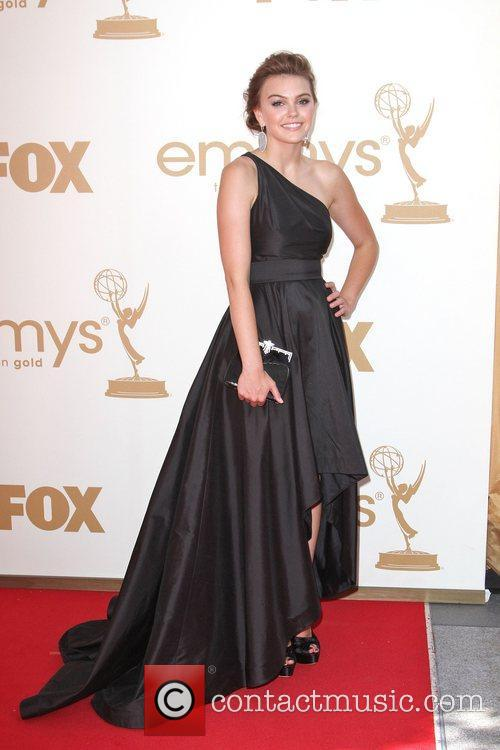 Aimee Teegarden and Emmy Awards 4