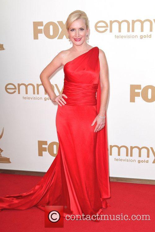 Angela Kingsley,  at the 63rd Primetime Emmy...