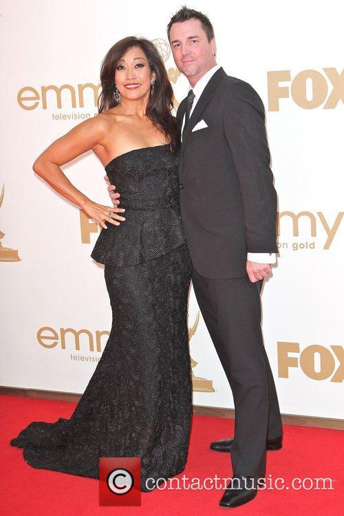 Carrie Ann Inaba and Jessie Sloan,  at...