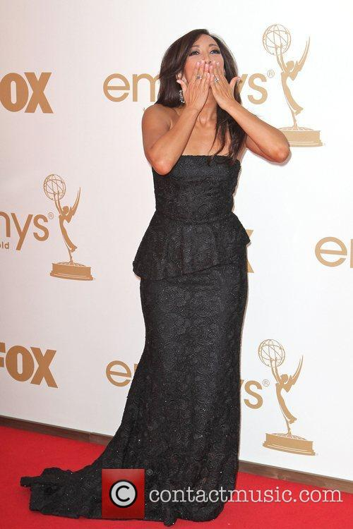 Carrie Ann Inaba,  at the 63rd Primetime...