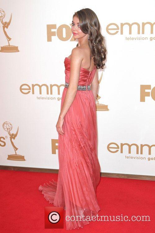 Sarah Hyland and Emmy Awards 1
