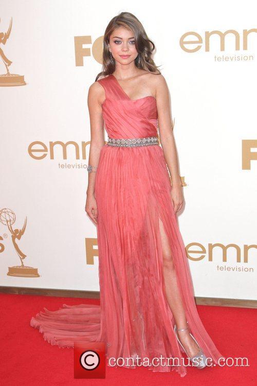 Sarah Hyland and Emmy Awards 2