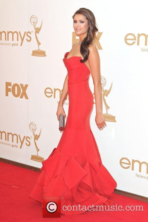 Nina Dobrev and Emmy Awards 8
