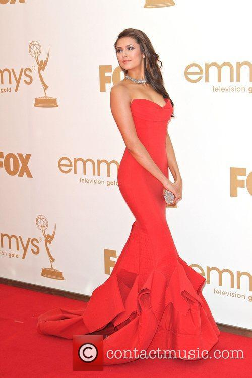 Nina Dobrev and Emmy Awards 1