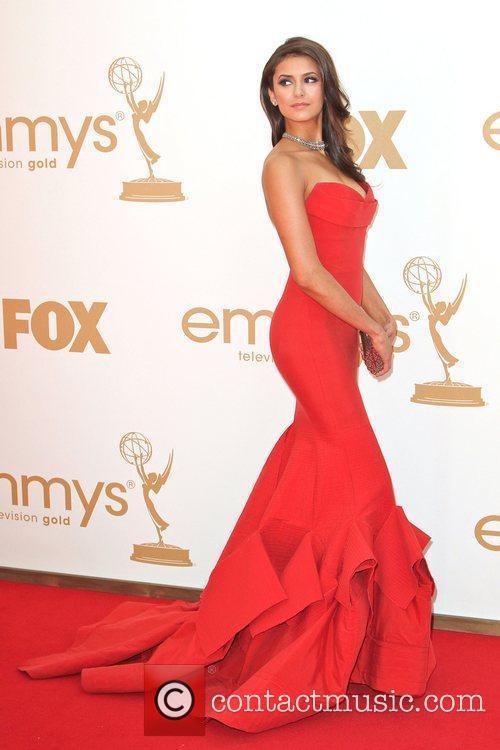 Nina Dobrev and Emmy Awards 7