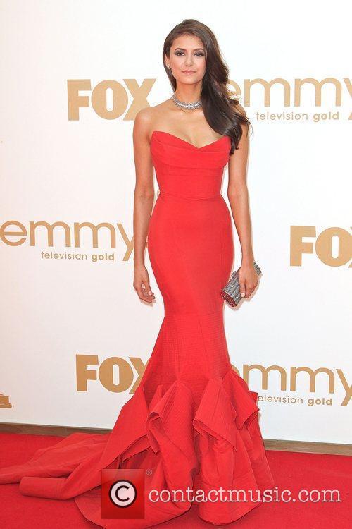 Nina Dobrev and Emmy Awards 6