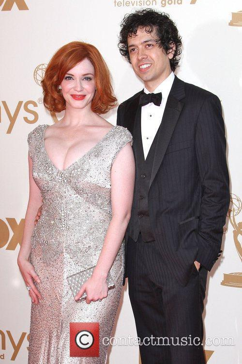 Christina Hendricks, Geoffrey Arend, Emmy Awards and Primetime Emmy Awards 3