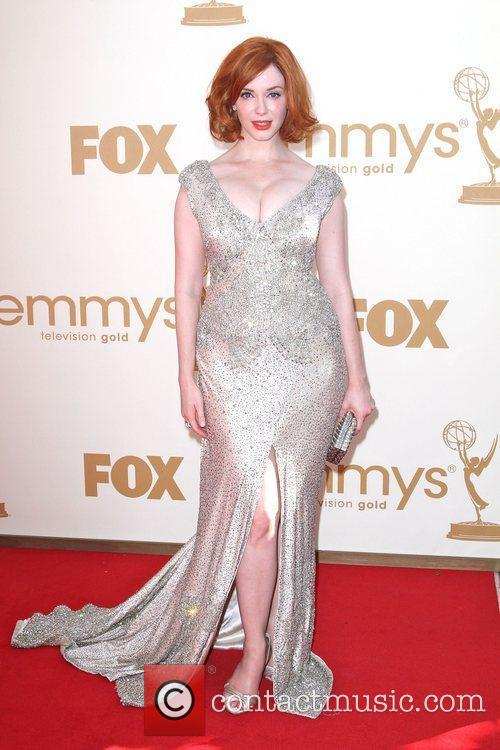 Christina Hendricks, Emmy Awards and Primetime Emmy Awards 8