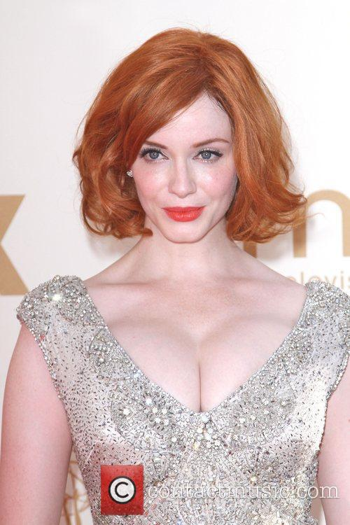 Christina Hendricks, Emmy Awards and Primetime Emmy Awards 7
