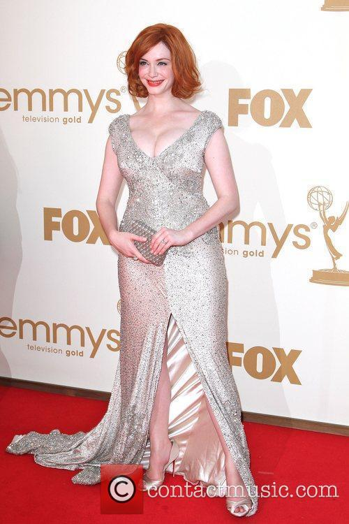 Christina Hendricks, Emmy Awards and Primetime Emmy Awards 5