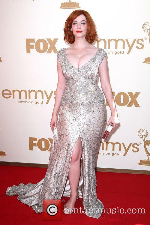 Christina Hendricks, Emmy Awards and Primetime Emmy Awards 4