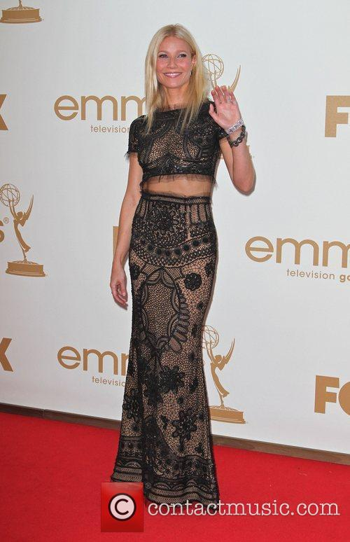 Gwyneth Paltrow and Emmy Awards 2