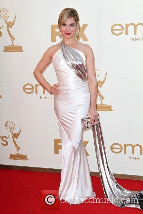 Cara Buono  The 63rd Primetime Emmy Awards...