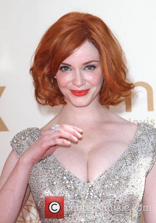Christina Hendricks and Emmy Awards 1