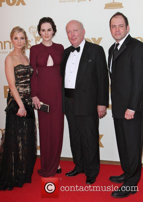 Julian Fellowes and Emmy Awards 1