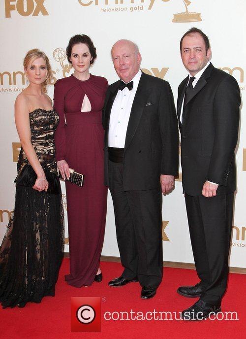 Julian Fellowes and Emmy Awards 2