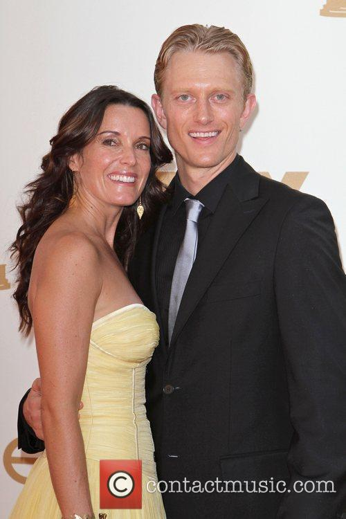 Neil Jackson and Emmy Awards