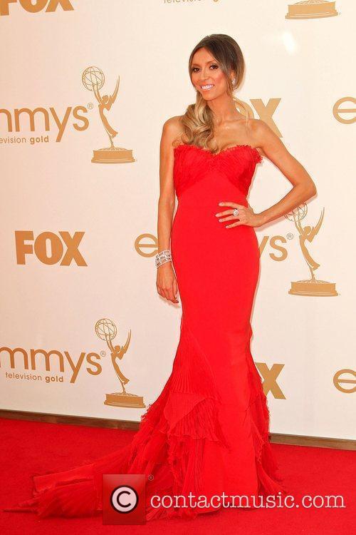 Giuliana Depandi and Emmy Awards 4