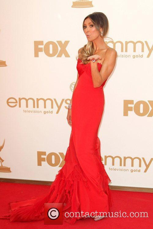 Giuliana Depandi and Emmy Awards 1
