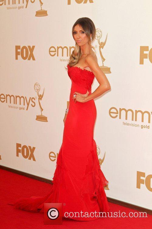 Giuliana Depandi and Emmy Awards 2