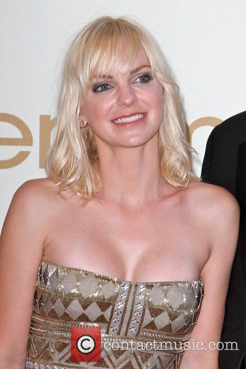 Anna Faris and Emmy Awards 2