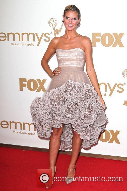 Heidi Klum and Emmy Awards 4
