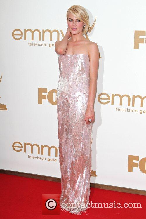 Abby Sampson  The 63rd Primetime Emmy Awards...