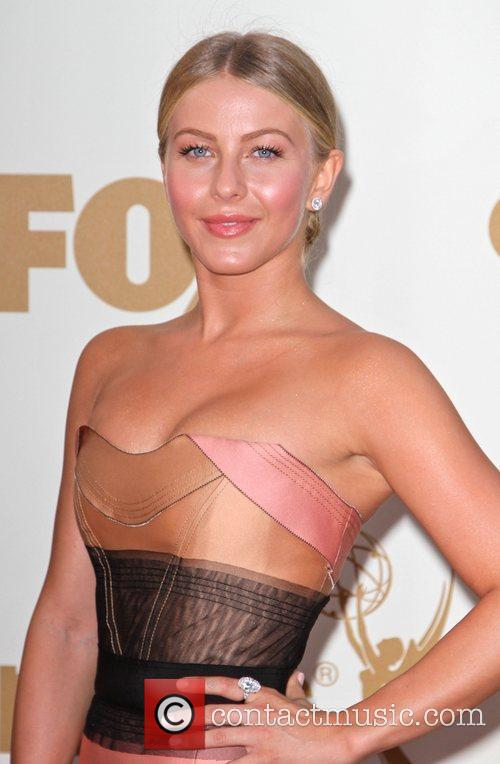 Julianne Hough and Emmy Awards 5