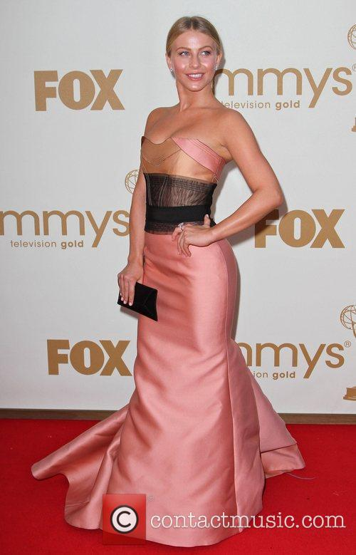 Julianne Hough and Emmy Awards 1