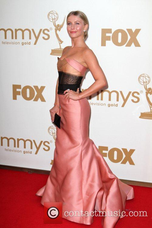 Julianne Hough and Emmy Awards 4