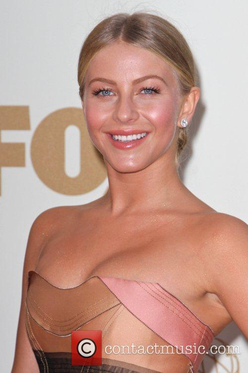 Julianne Hough and Emmy Awards 6