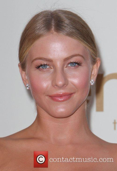Julianne Hough and Emmy Awards 3