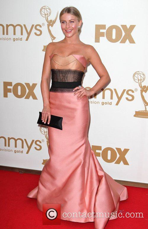 Julianne Hough and Emmy Awards 7