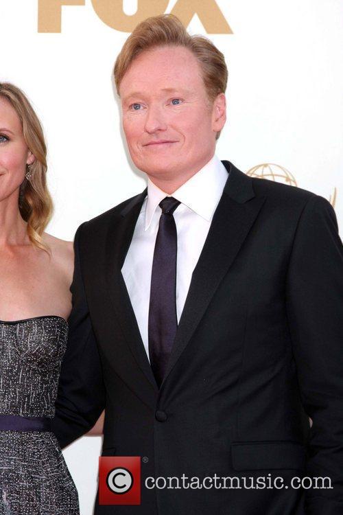 Conan O Brien and Emmy Awards 2
