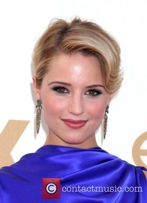 Dianna Agron and Emmy Awards 1