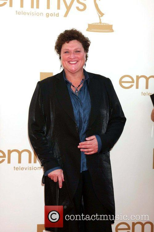 Dot Marie Jones and Emmy Awards 2