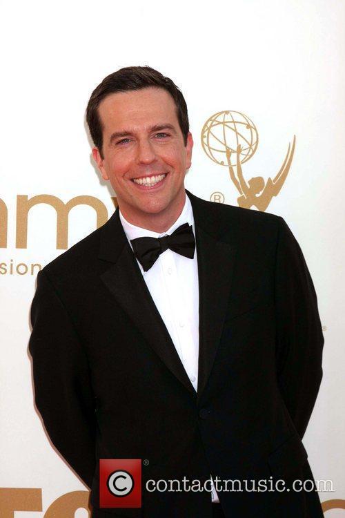 Ed Helms  The 63rd Primetime Emmy Awards...