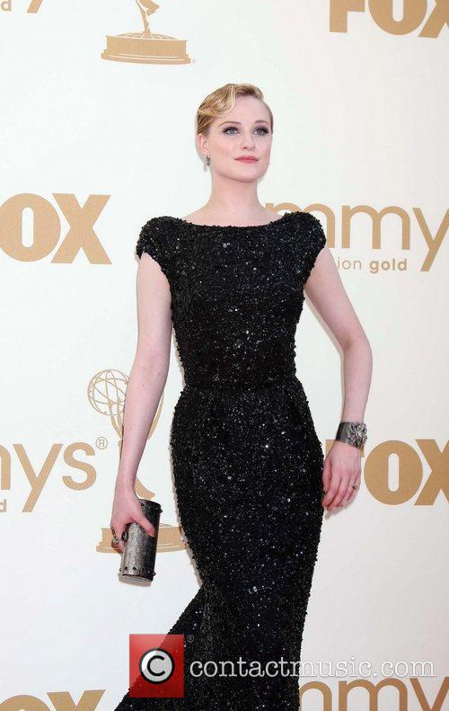 Evan Rachel Wood and Emmy Awards 2
