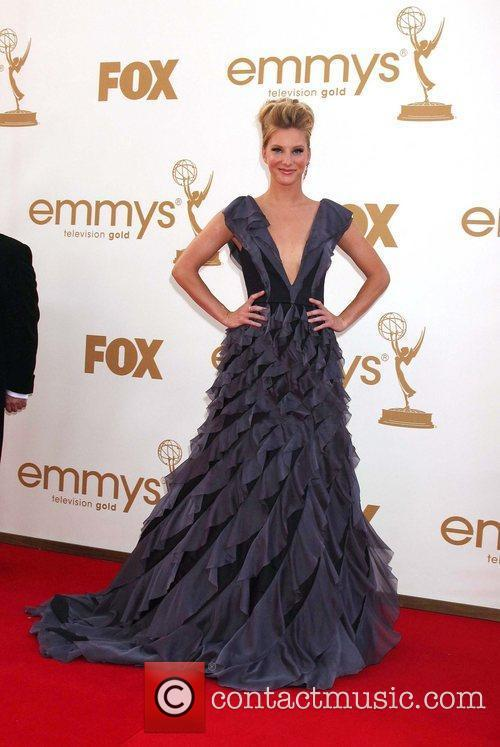 Heather Morris and Emmy Awards 2
