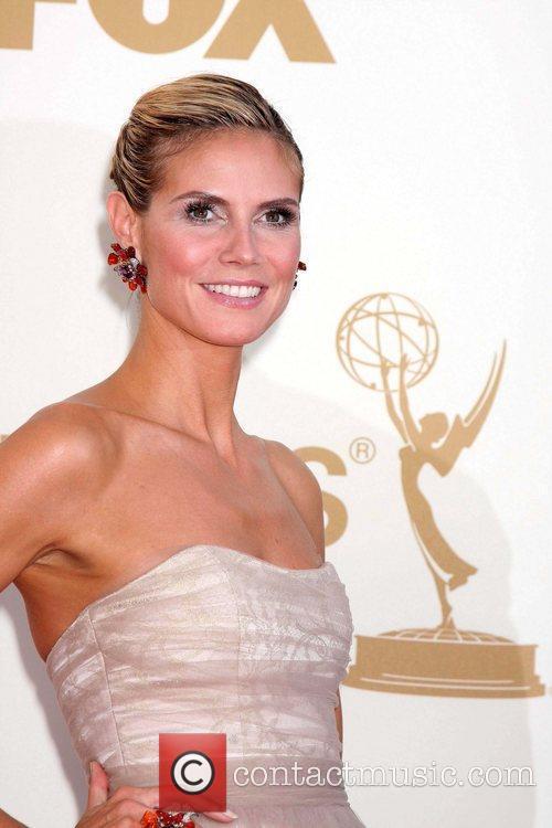 Heidi Klum and Emmy Awards 6