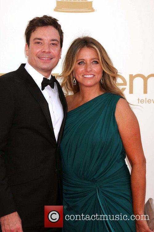 Jimmy Fallon  The 63rd Primetime Emmy Awards...