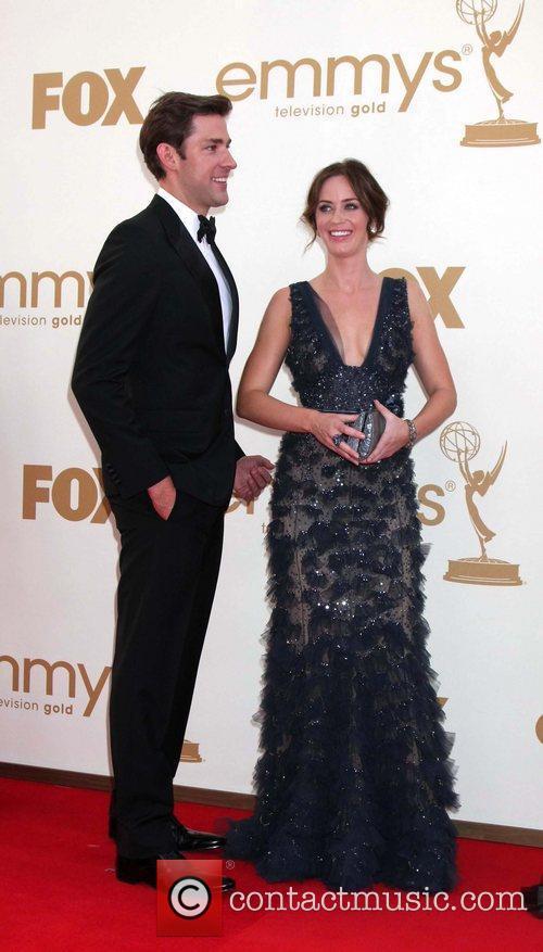 John Krasinski, Emily Blunt, Emmy Awards