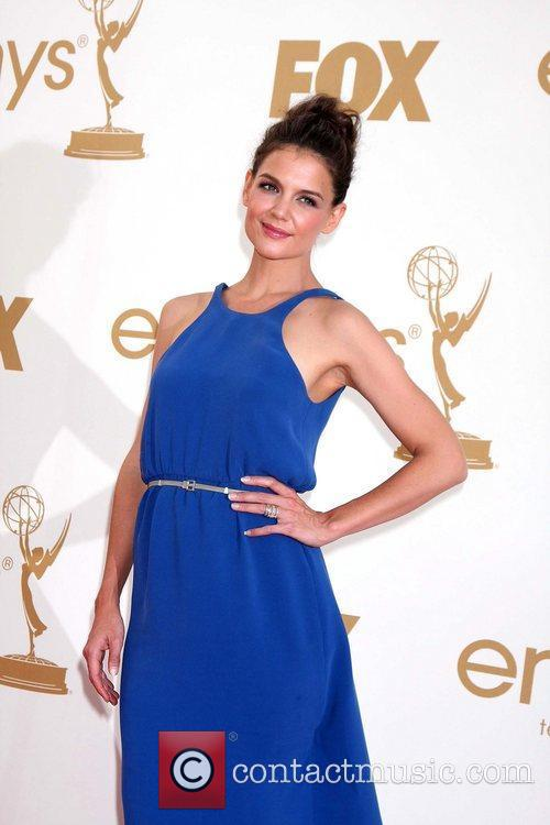 Katie Holmes  The 63rd Primetime Emmy Awards...