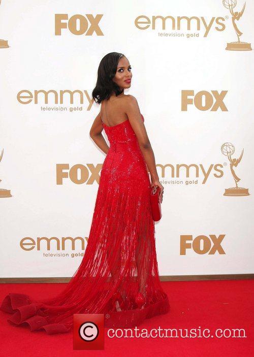 Kerry Washington and Emmy Awards 3