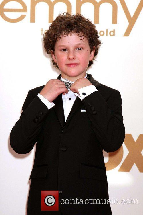 Nolan Gould and Emmy Awards 1