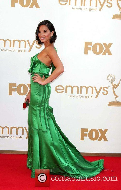Olivia Munn and Emmy Awards 2