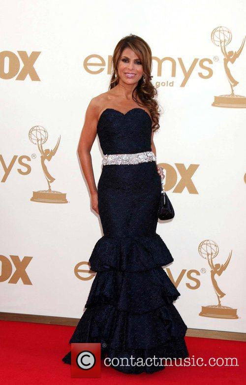 Paula Abdul  The 63rd Primetime Emmy Awards...