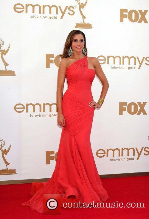 Sofia Vergara and Emmy Awards 4