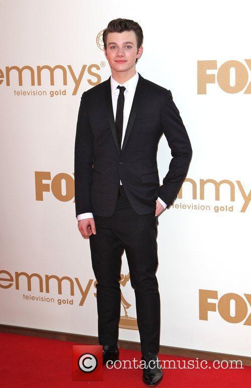Chris Colfer  The 63rd Primetime Emmy Awards...